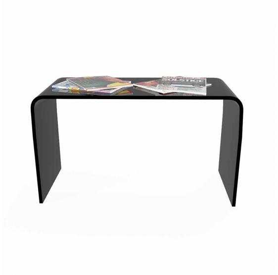 Tavolo consolle in plexiglass H 40 cm