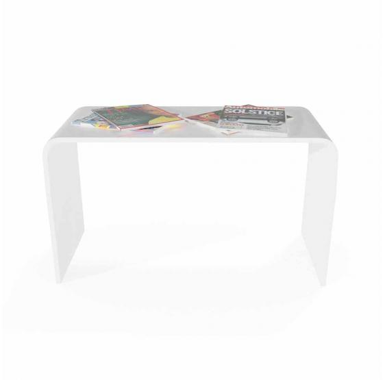Mobile Tavolino da salotto in Plexiglass 70x40x40 cm - Plexiglass D'Autore