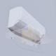 Deflettore aria condizionata in plexiglass trasparente