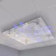 Deflettore aria condizionata da soffitto