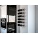 Montepulciano porta bottiglie verticale da parete 6 posti