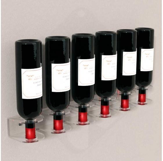 Porta Bottiglia Modello Greco - Plex D'Autore