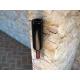 10 pz. Lacrima Porta bottiglia Verticale da parete per vini