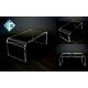 Mobile Tavolino Alzata Porta TV in Plexiglass Trasparente503520 - Plexiglass D'Autore