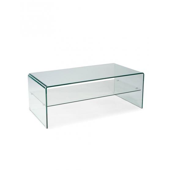 Mobile Tavolino da salotto in Plexiglass 100x50x40 cm - Plexiglass D'Autore