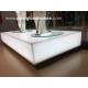 DISPLAY LED per negozi showroom in plexiglass opal white led