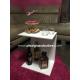 Tavolo/Tavolino servitore per divano in plexiglass bianco latte - Plexiglass D'autore