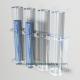 Porta coppette a 4 file da parete - Plexiglass D'Autore
