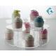 ALZATA PER CUP CAKE - ALZATA PER DOLCI - WEDDING CAKE - PLEXIGLASS mod. 4 Cuori - Plexiglass D'Autore