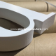 Lettere PVC in 20mm - Plexiglass D'Autore
