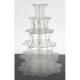 Alzata Cupcake modello Fiore Varie Misure - Plexiglass D'Autore